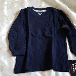 Longsleeve thermal shirt 12 months